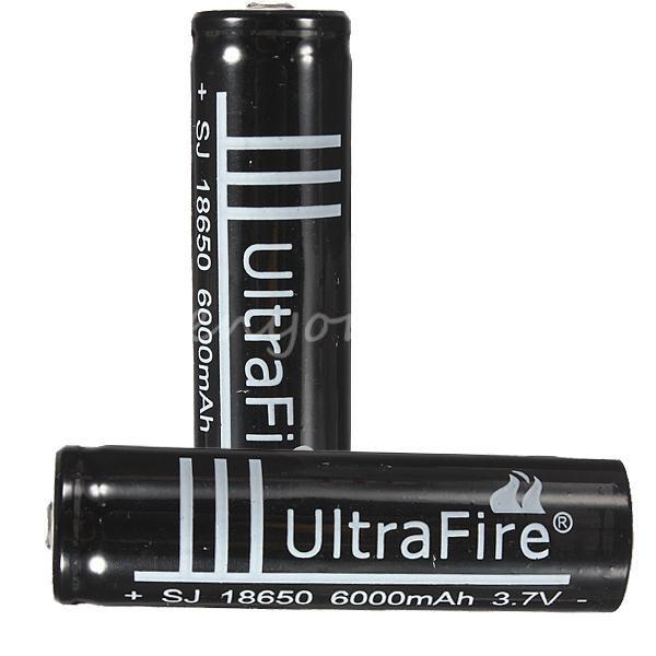100Pcs-Ultra-Fire-6000mAh-18650-3-7V-Li-ion-Rechargeable-Battery-for-Flashlight